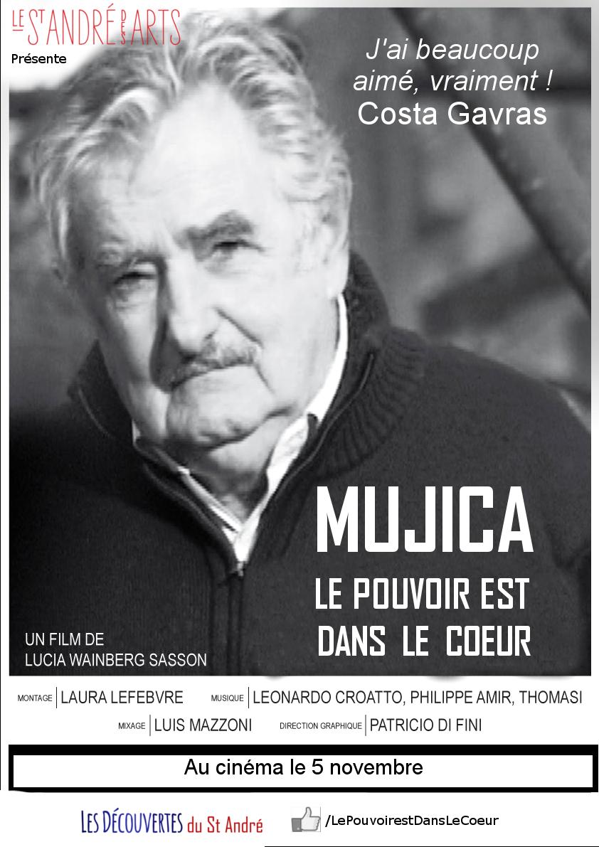 Mujica, le pouvoir est dans le cœur - Documentaire (2014)