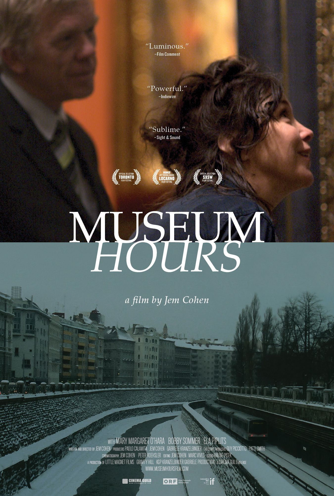 Museum Hours - Film (2013)