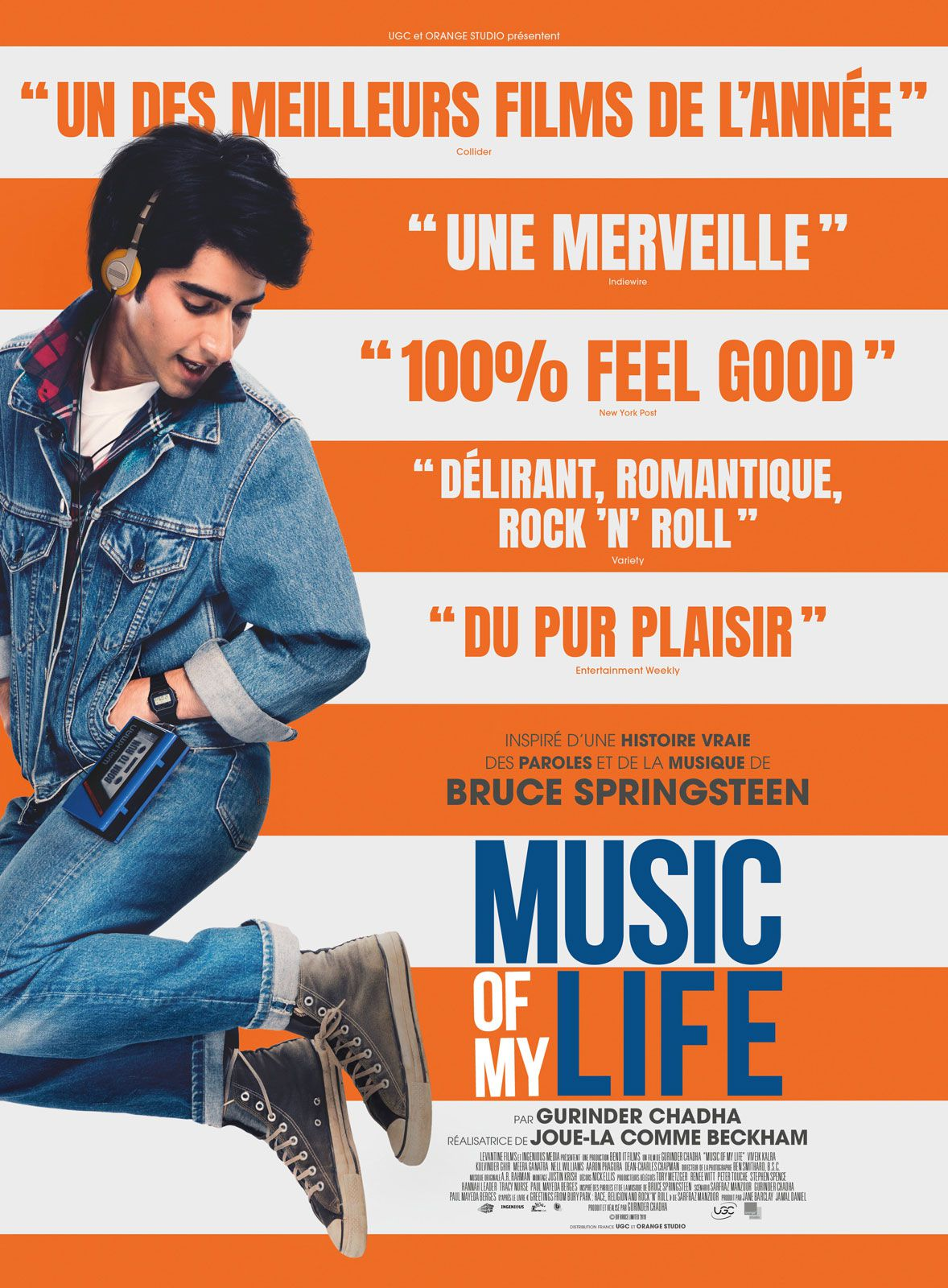 Music of My Life - Film (2019)