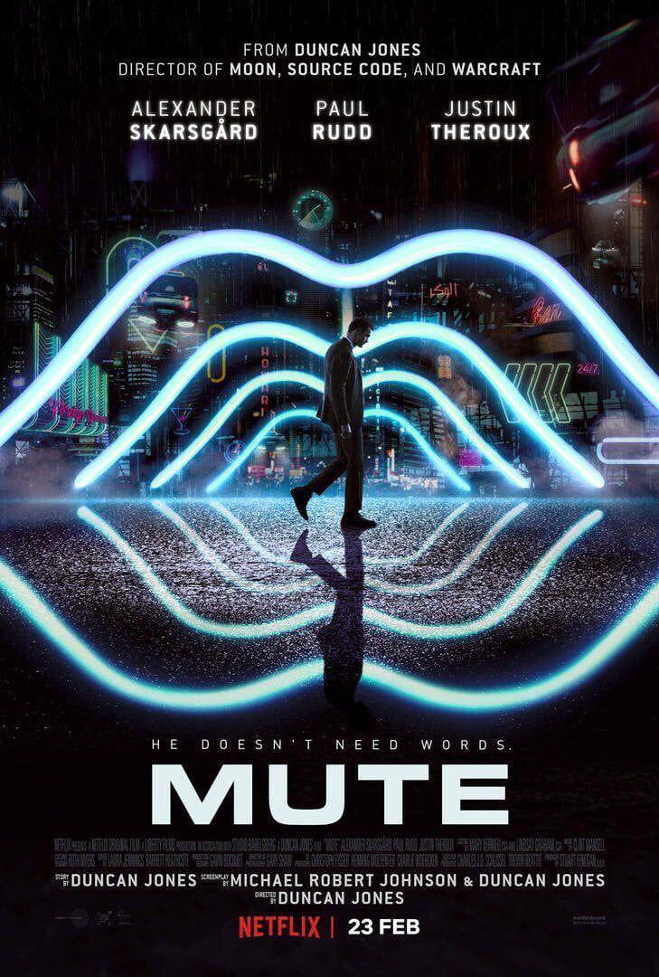Mute - Film (2018)