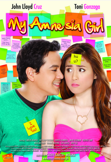 My Amnesia Girl - Film (2011)