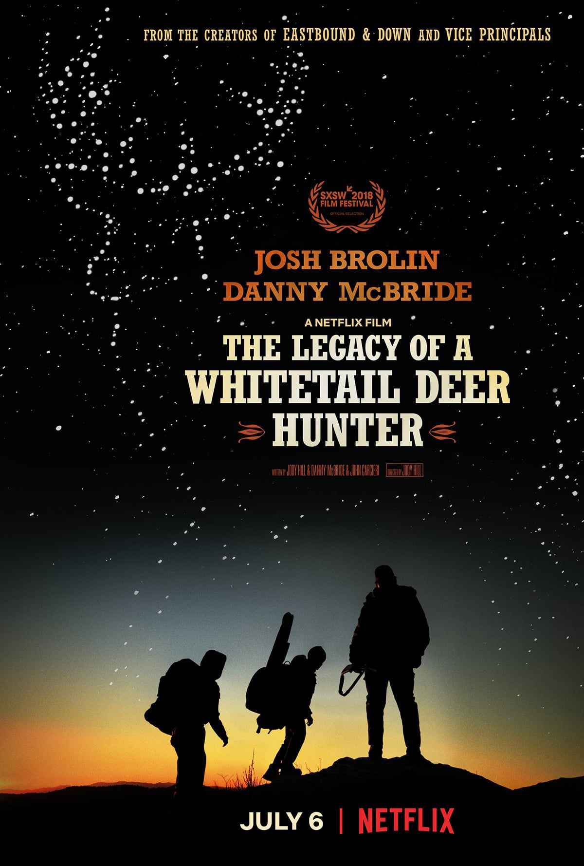 My Deer Hunter Dad - Film (2018)