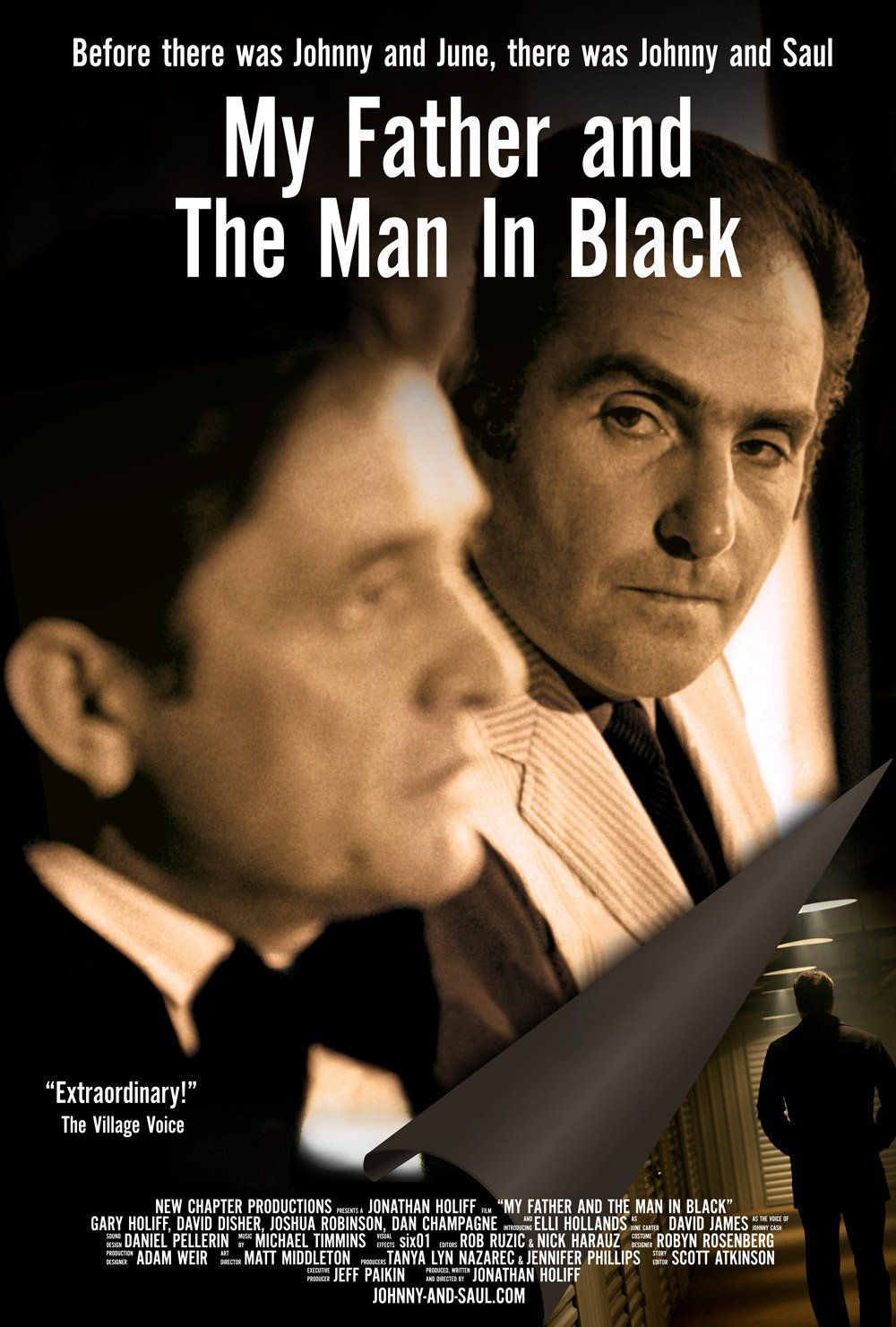 My Father and the Man in Black - Documentaire (2013)