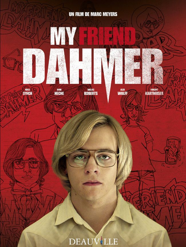 My Friend Dahmer - Film (2018)