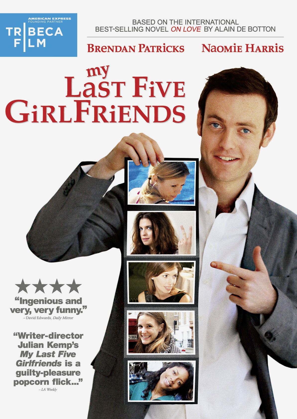 My Last Five Girlfriends - Film (2010)