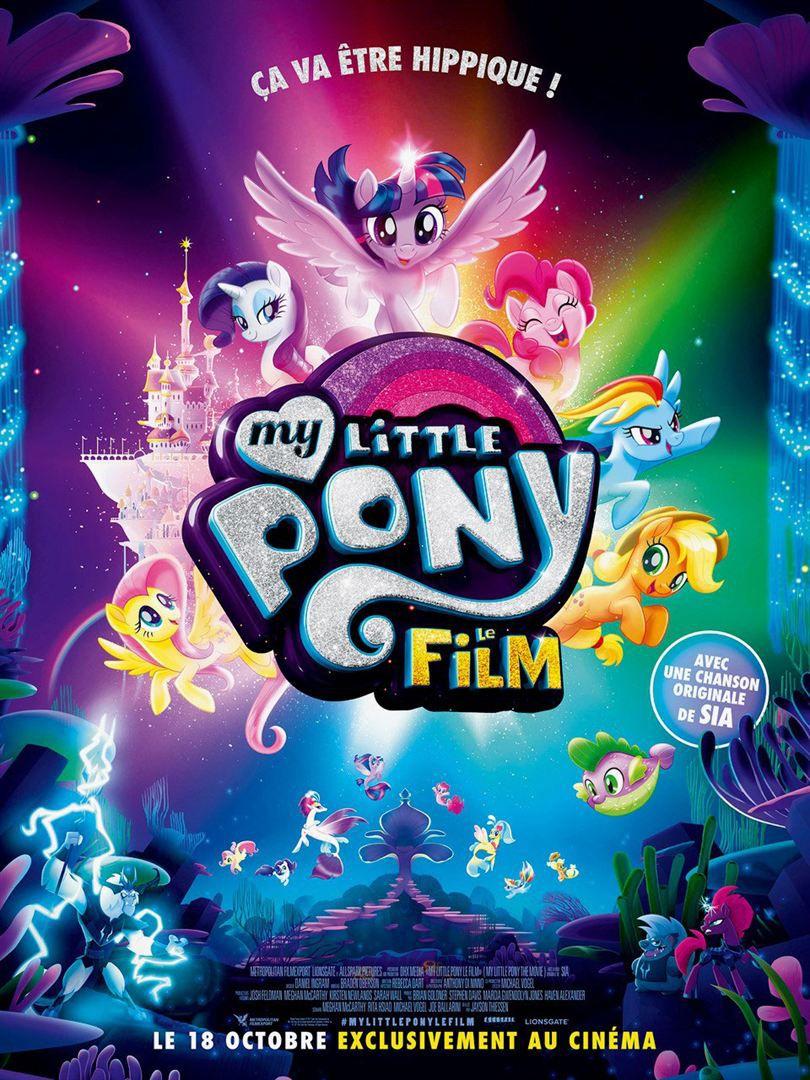 My Little Pony, le film - Long-métrage d'animation (2017)