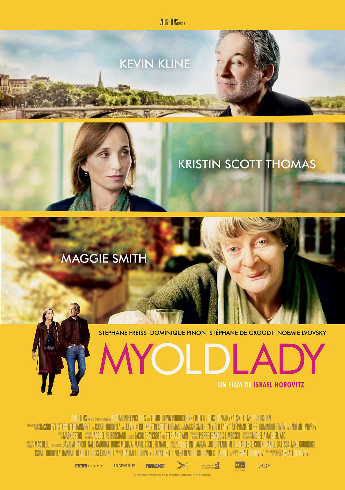 My Old Lady - Film (2014)