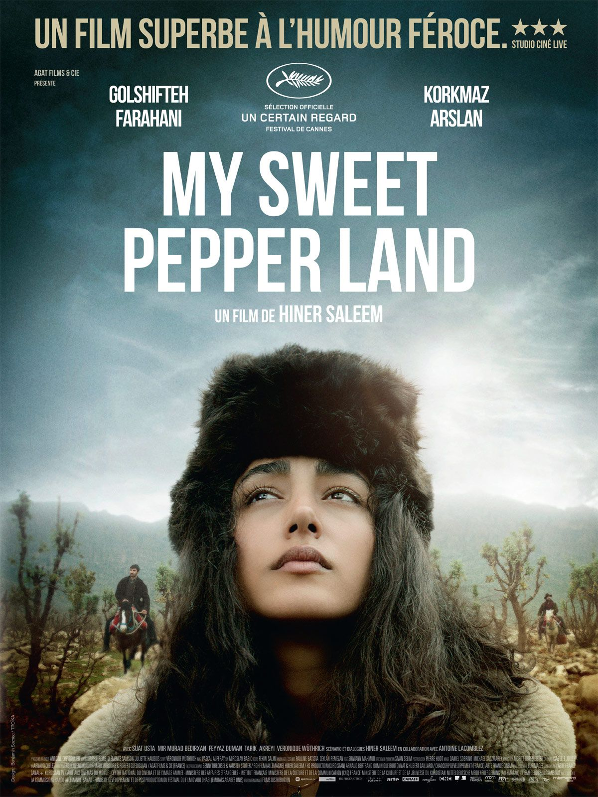My Sweet Pepper Land - Film (2014)
