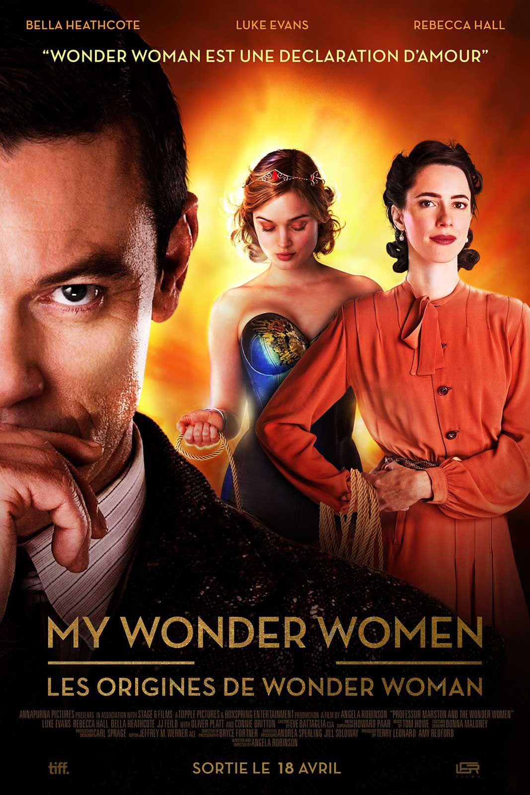 My Wonder Women - Film (2018)