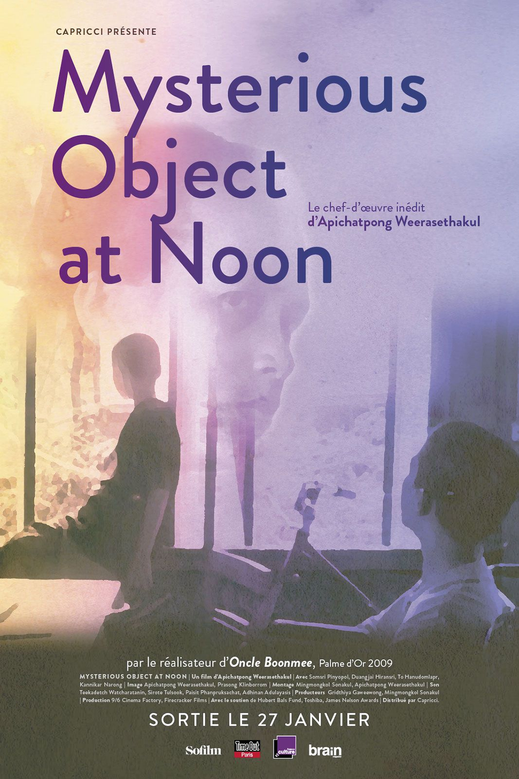 Mysterious Object at Noon - Documentaire (2000)