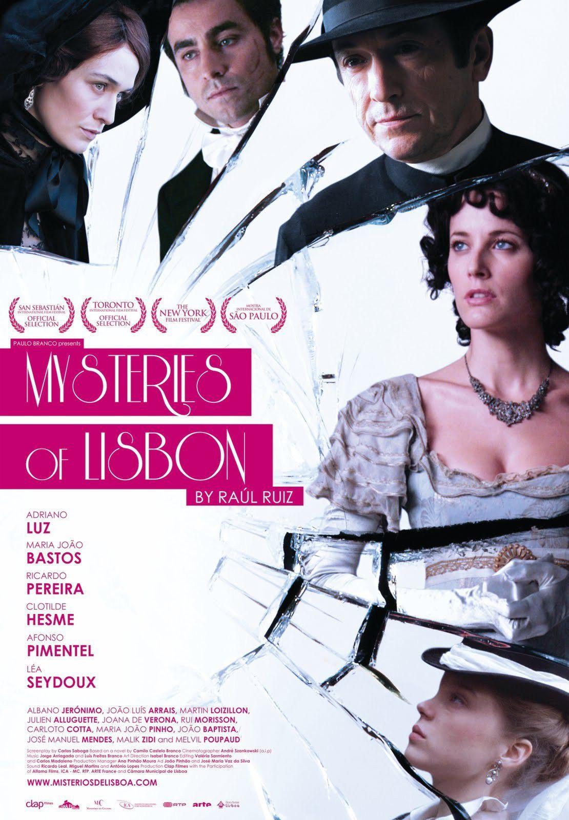 Mystères de Lisbonne - Film (2010)