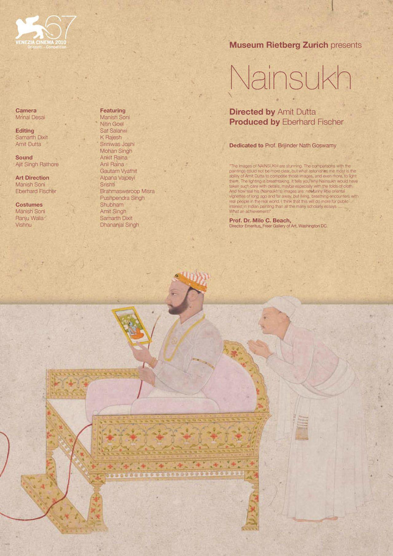 Nainsukh - Film (2010)