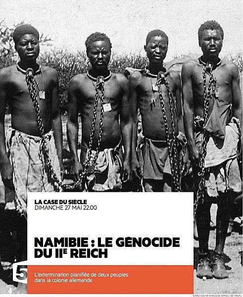 Namibie : Le Génocide du IIe Reich - Documentaire (2012)