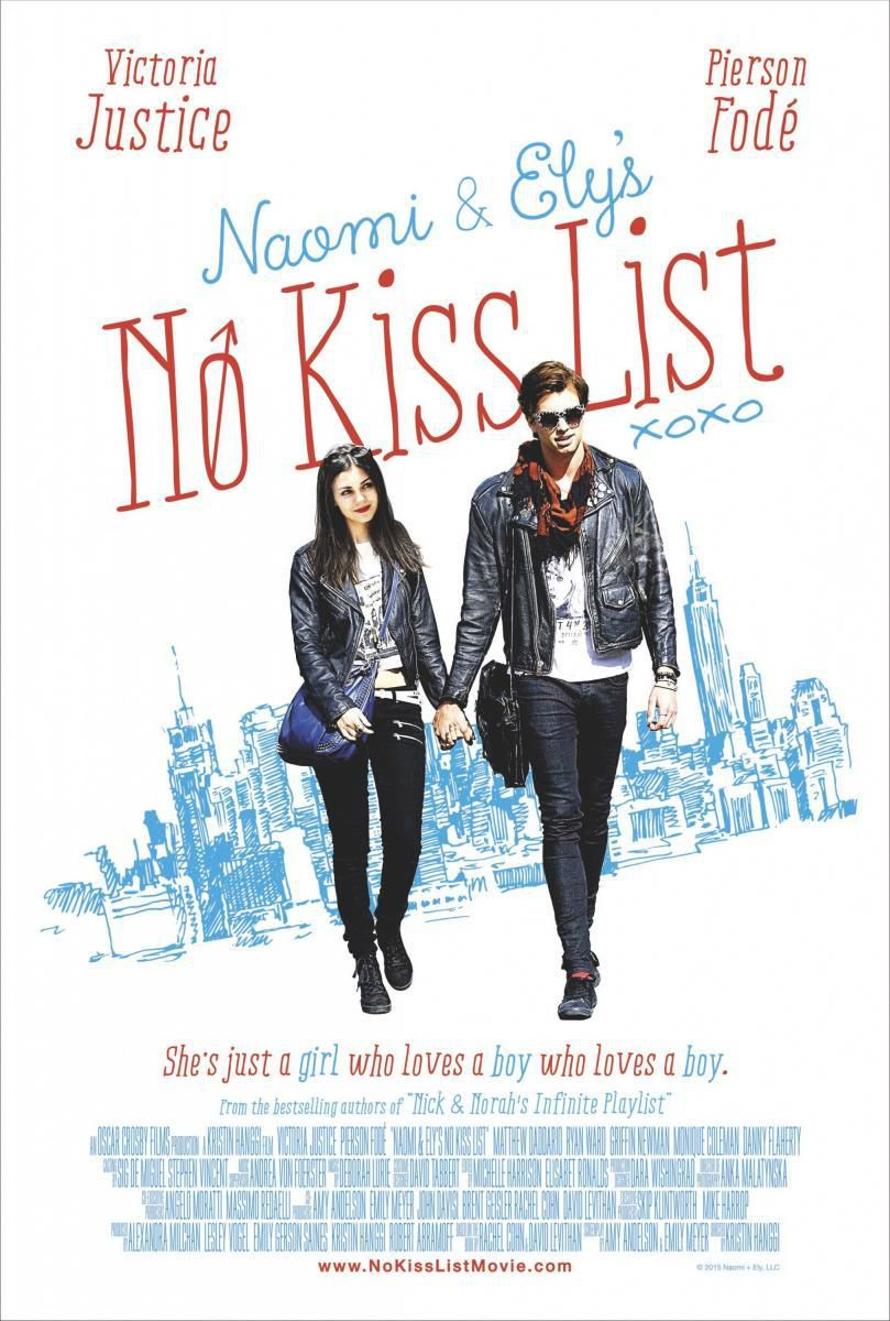 Naomi and Ely's No Kiss List - Film (2015)