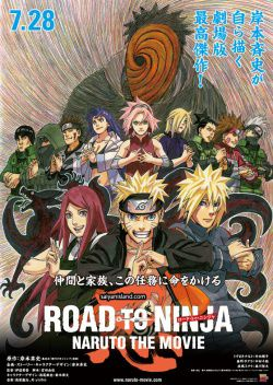 Naruto the Movie : Road to Ninja - Long-métrage d'animation (2012)