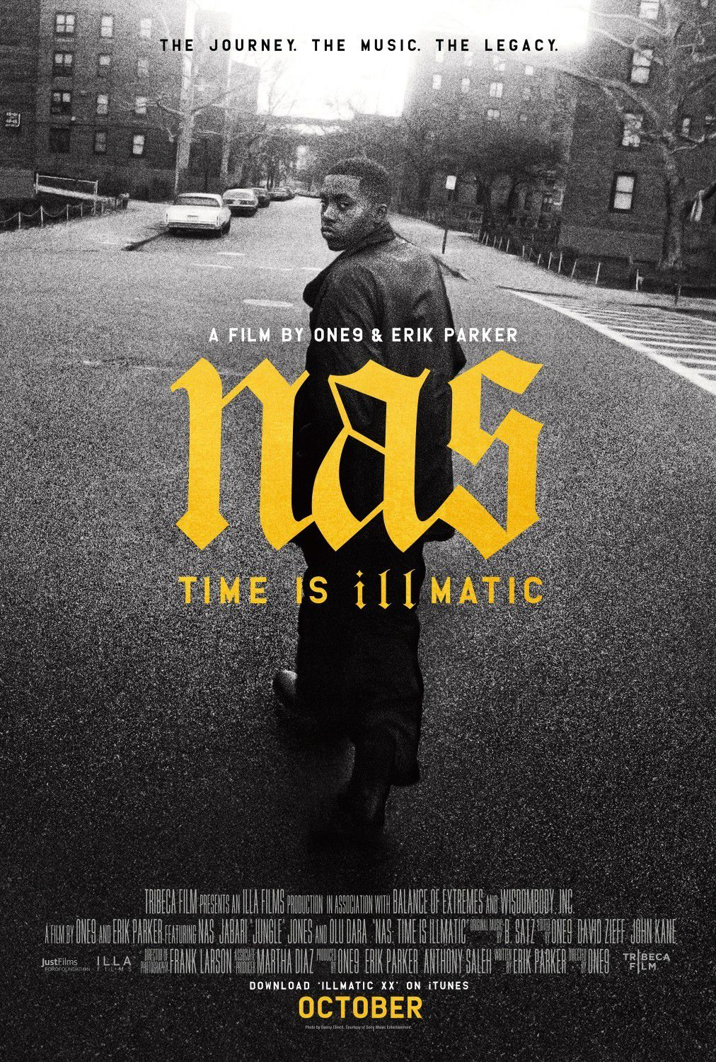 Nas: Time Is Illmatic - Documentaire (2014)