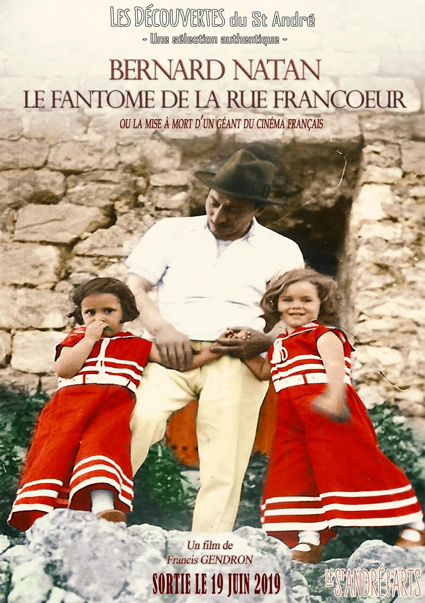 Natan, le fantôme de la rue Francoeur - Documentaire (2019)