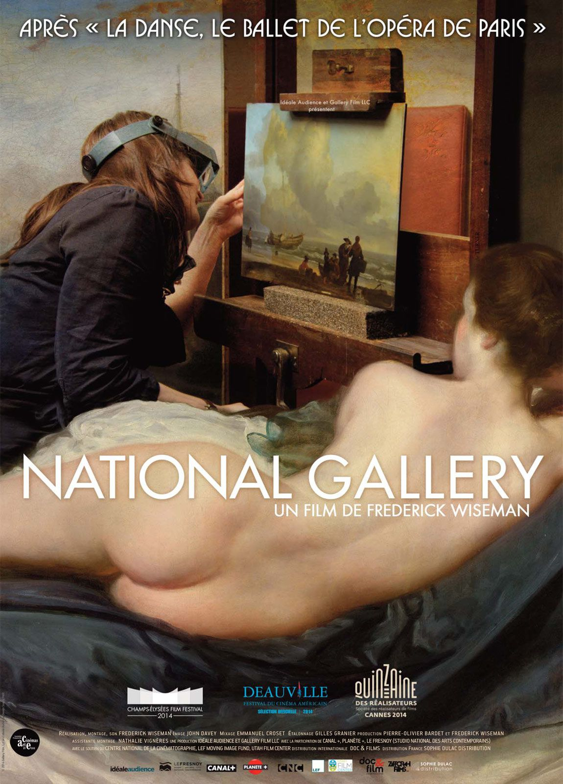 National Gallery - Documentaire (2014)