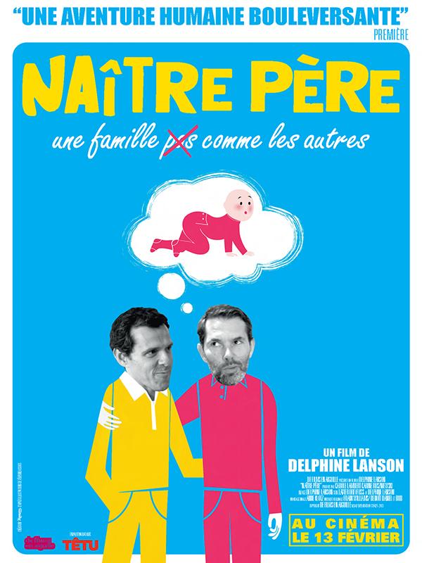 Naître père - Documentaire (2013)