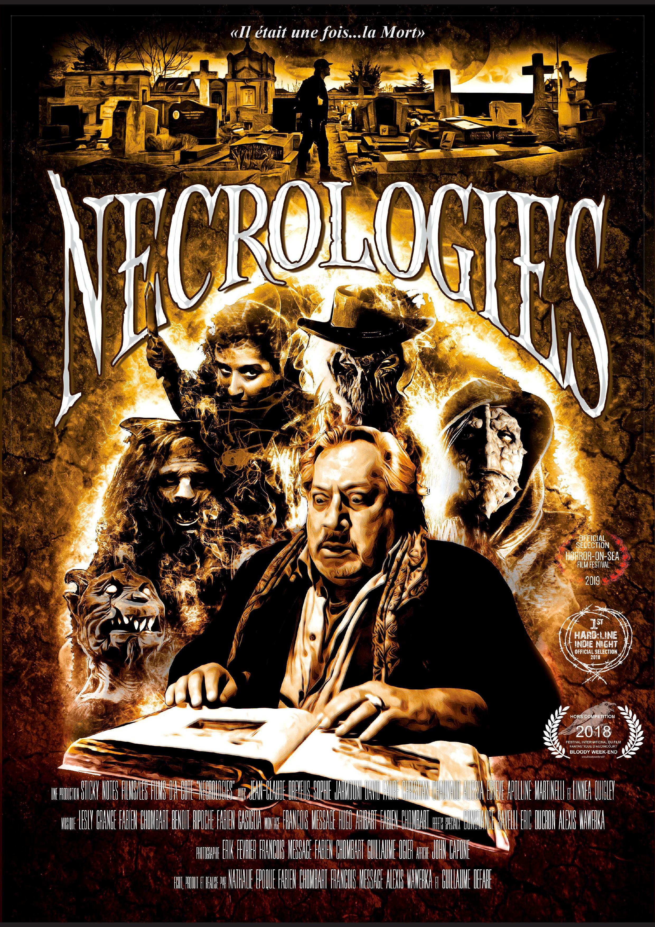 Nécrologies - Film (2019)
