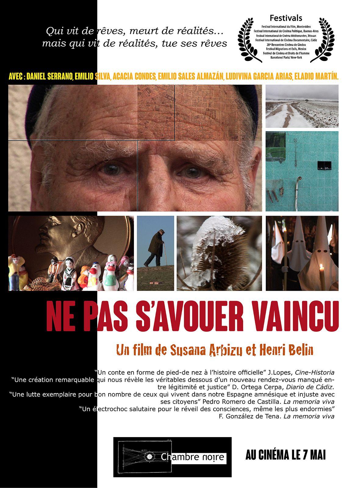 Ne pas s'avouer vaincu - Documentaire (2014)