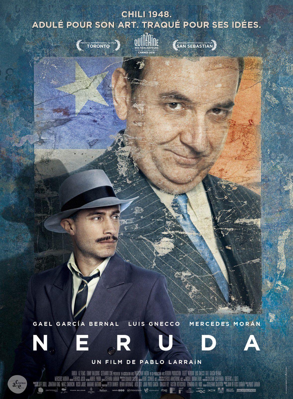 Neruda - Film (2016)