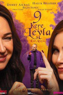 Neuf vies comme Leyla - Film (2020)