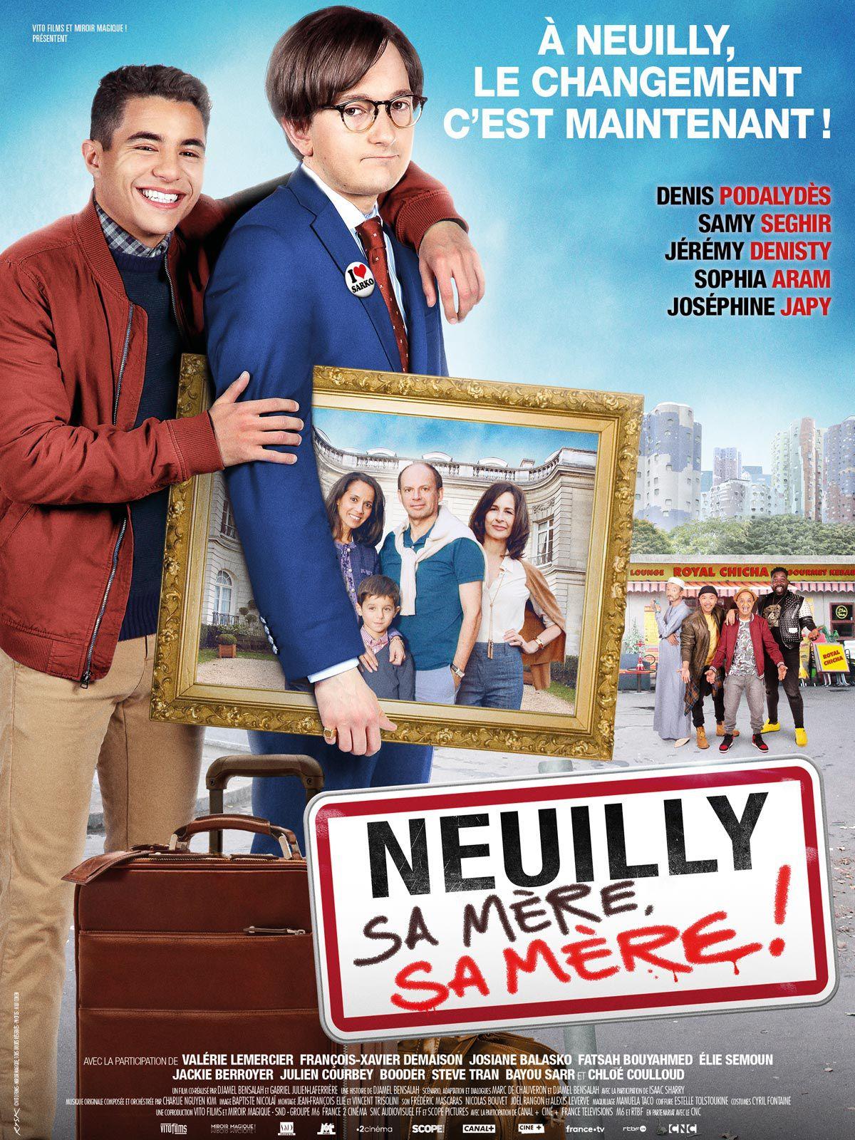 Neuilly sa mère, sa mère ! - Film (2018)