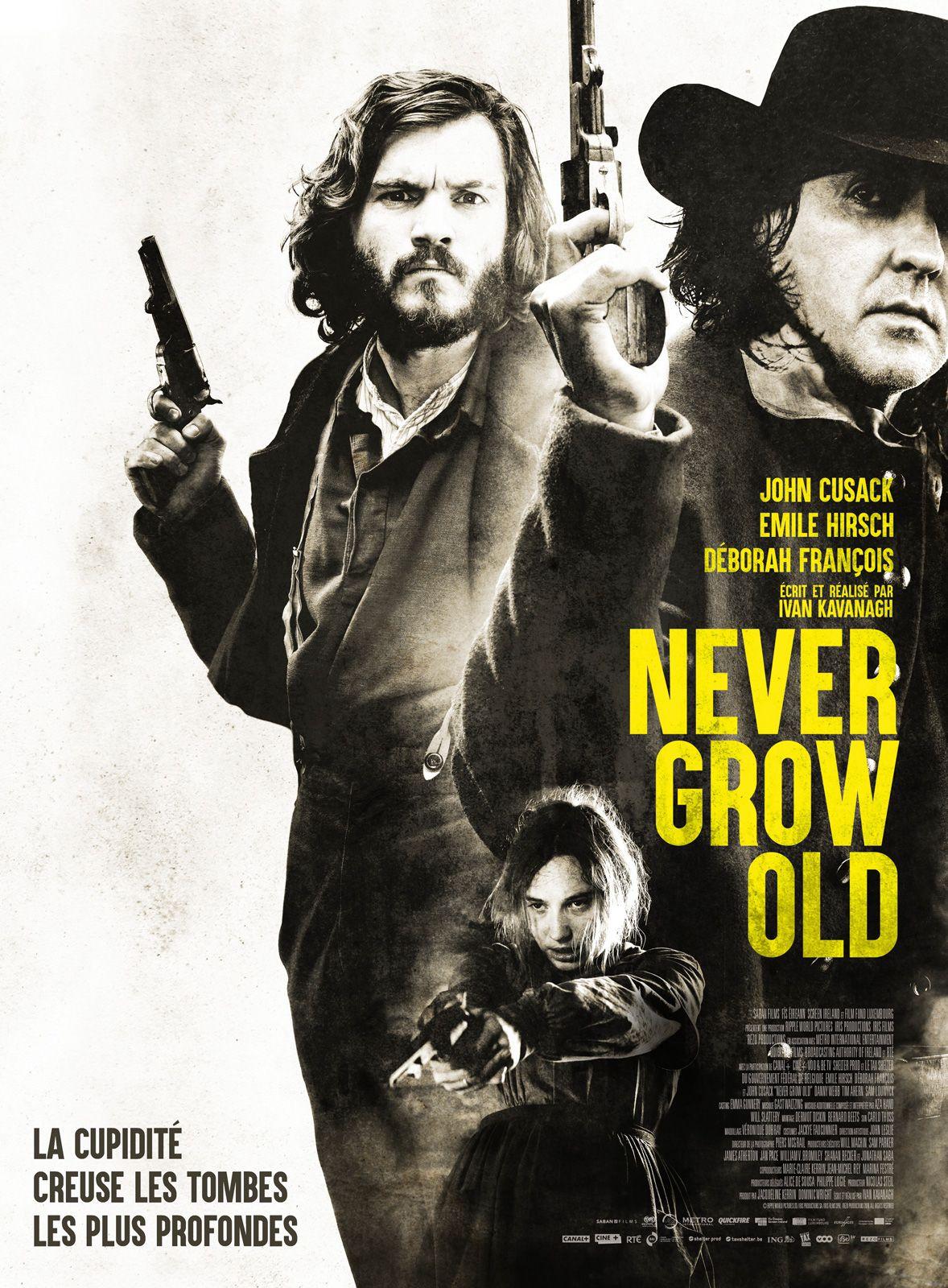 Never Grow Old - Film (2019)