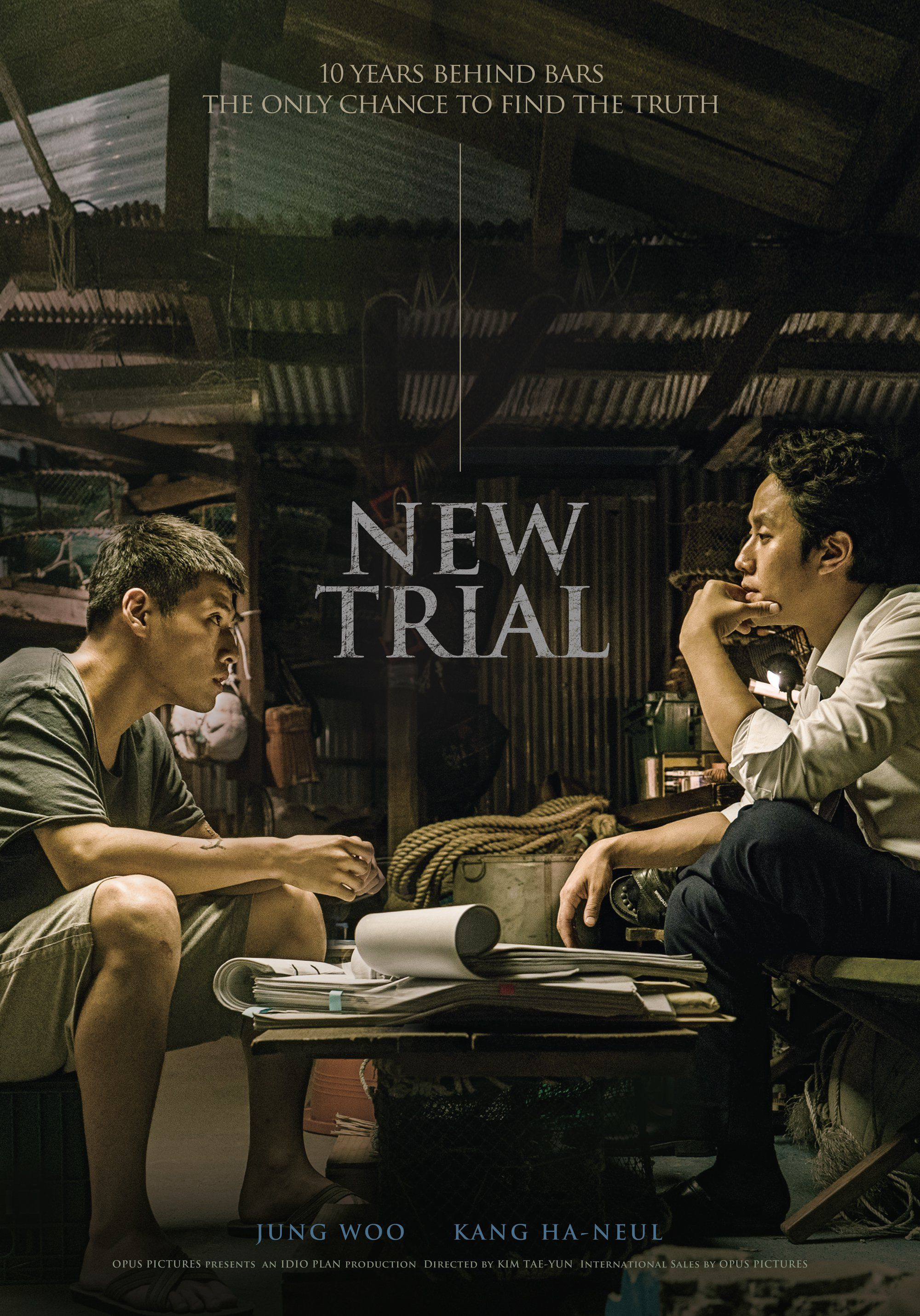 New Trial - Film (2017)