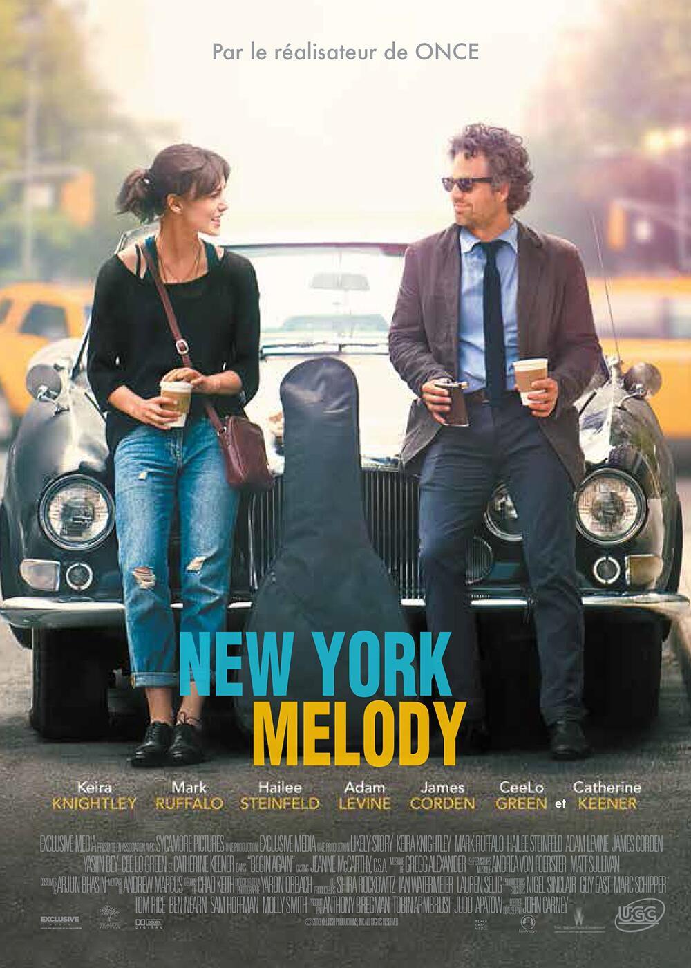 New York Melody - Film (2014)