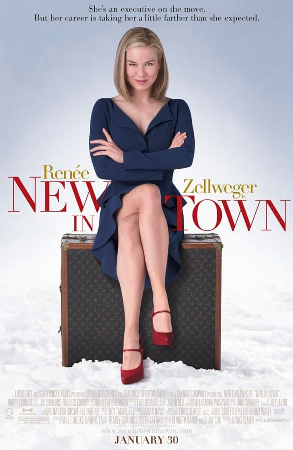 New in Town - Film (2009)