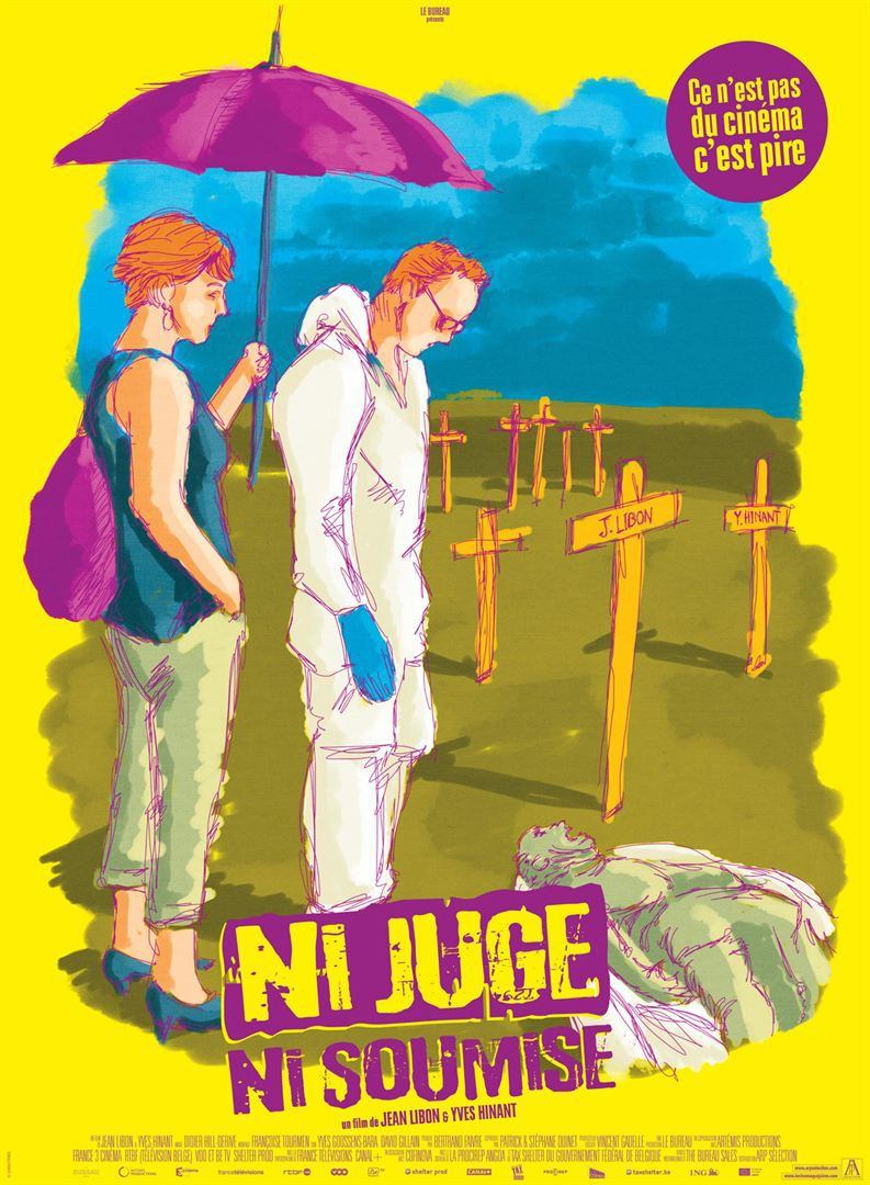 Ni juge ni soumise - Documentaire (2018)