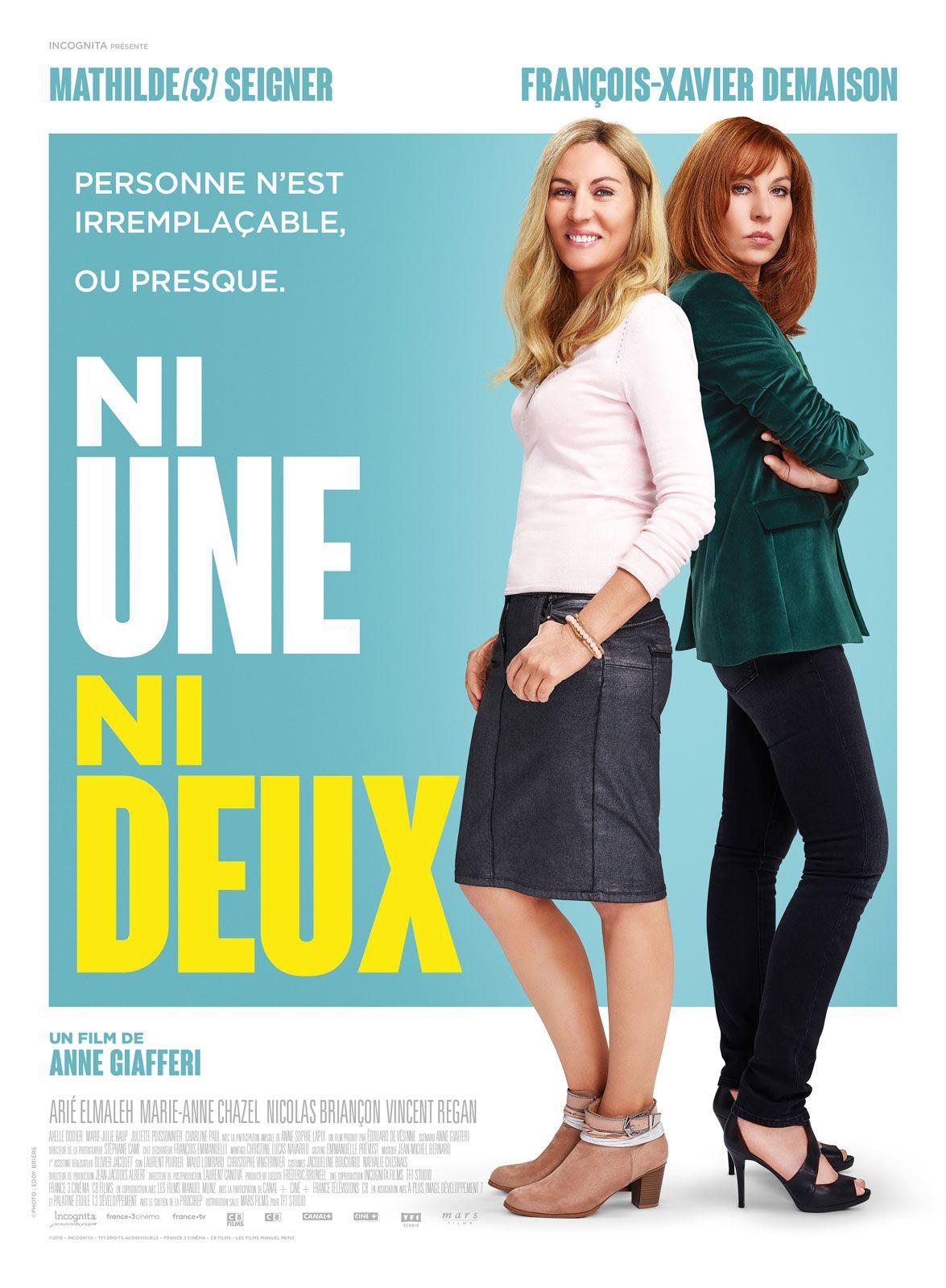 Ni une ni deux - Film (2019)