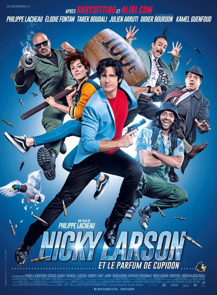 Nicky Larson et le Parfum de Cupidon - Film (2019)