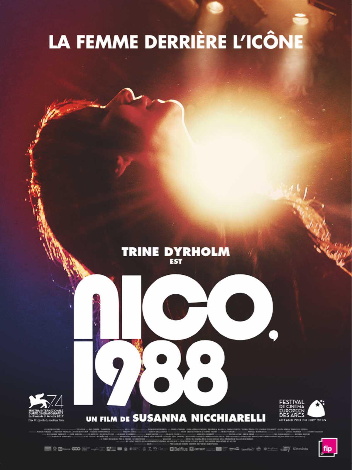 Nico, 1988 - Film (2018)