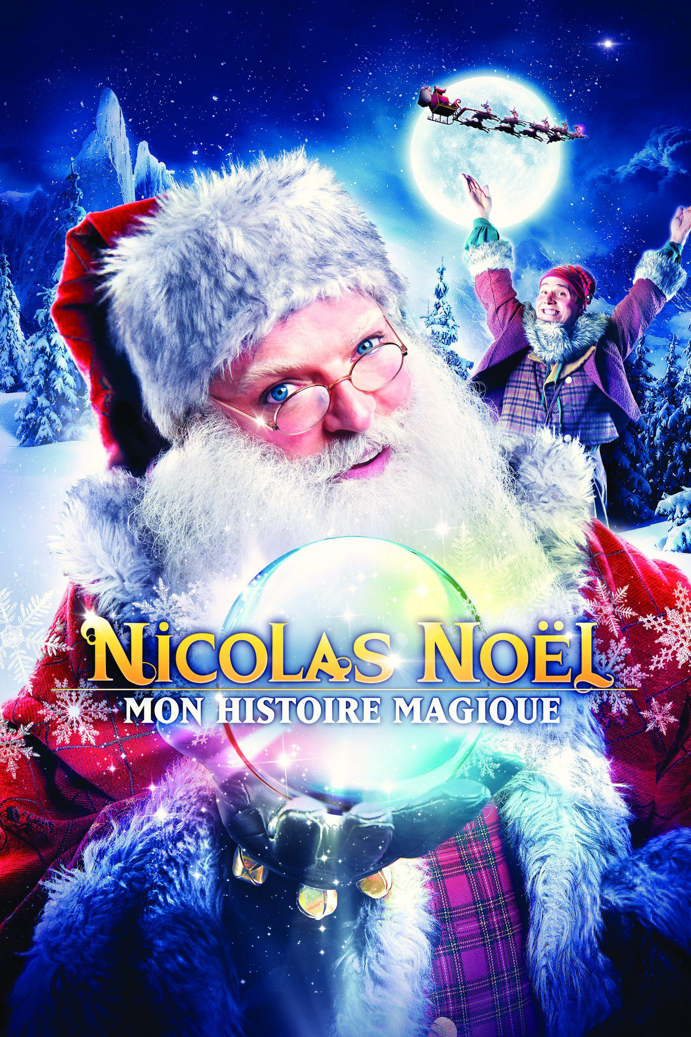 Nicolas Noël, Mon histoire magique - Film (2012)