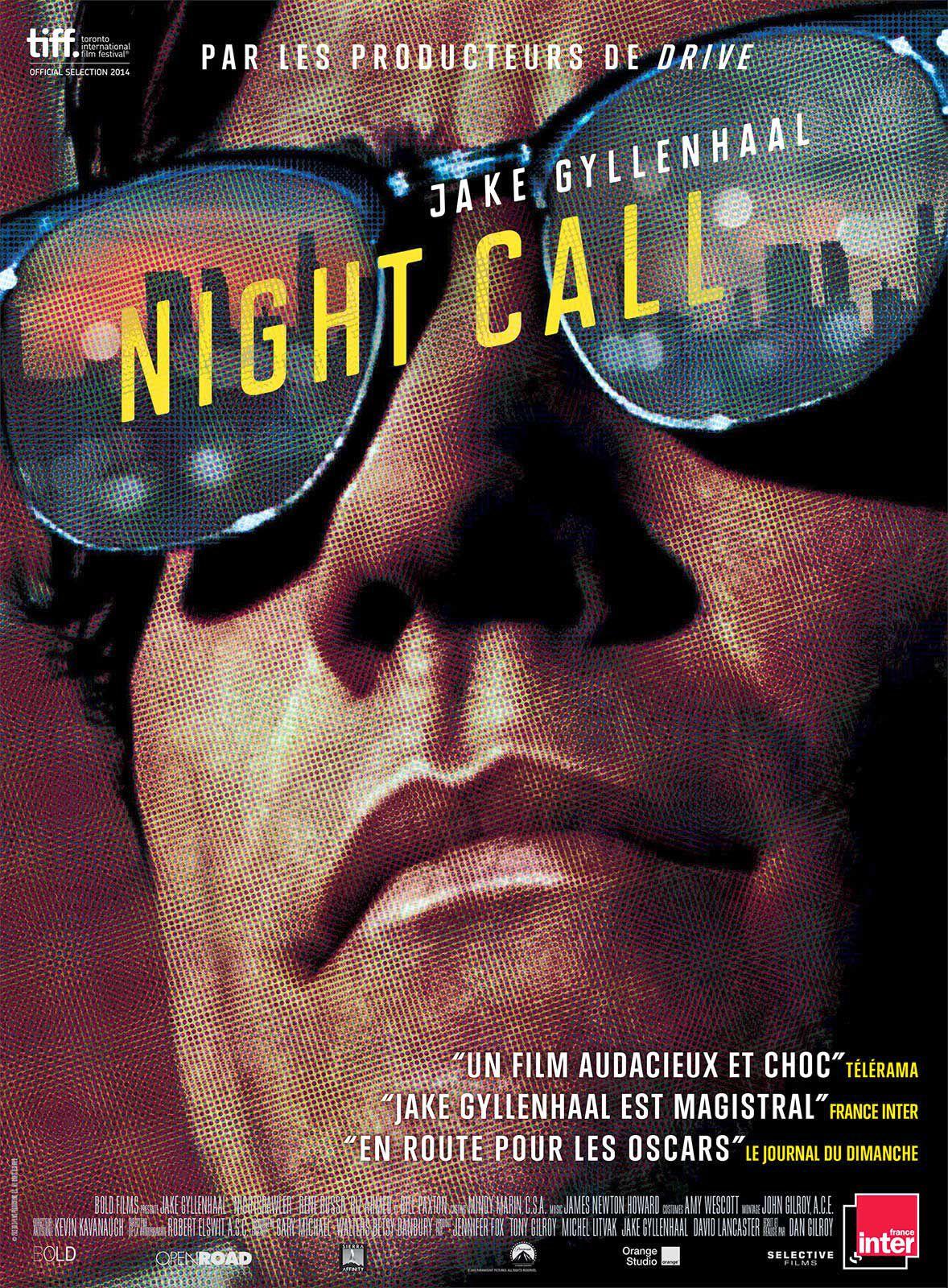 Night Call - Film (2014)