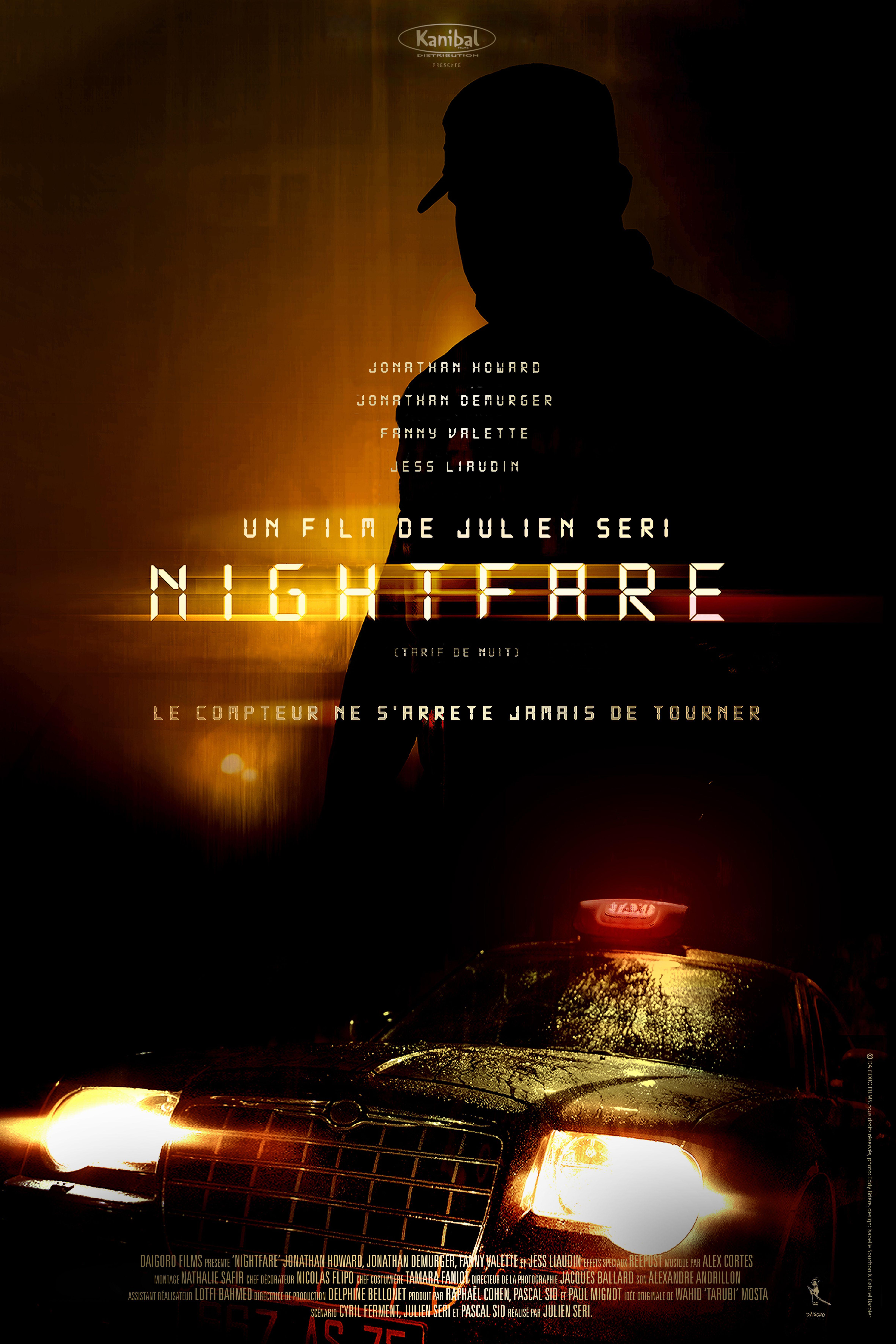 Night Fare - Film (2015)