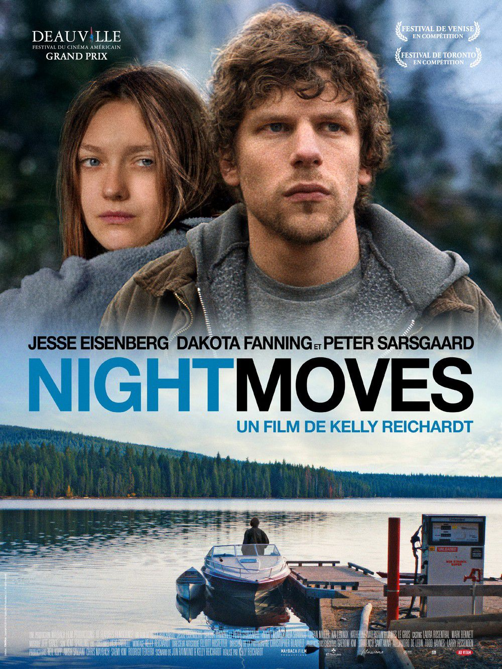 Night Moves - Film (2014)