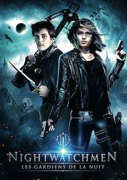 Nightwatchmen - Les Gardiens de la nuit - Film (2016)