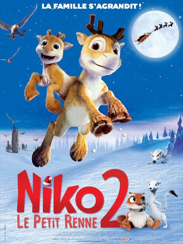 Niko, le petit renne 2 - Long-métrage d'animation (2012)