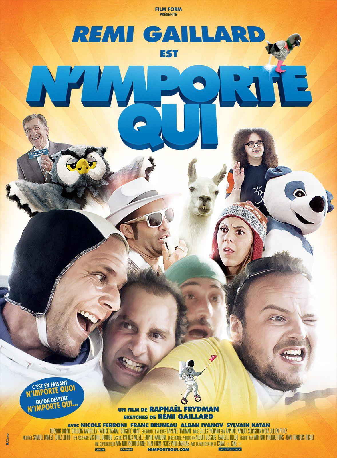 N'importe qui - Film (2014)