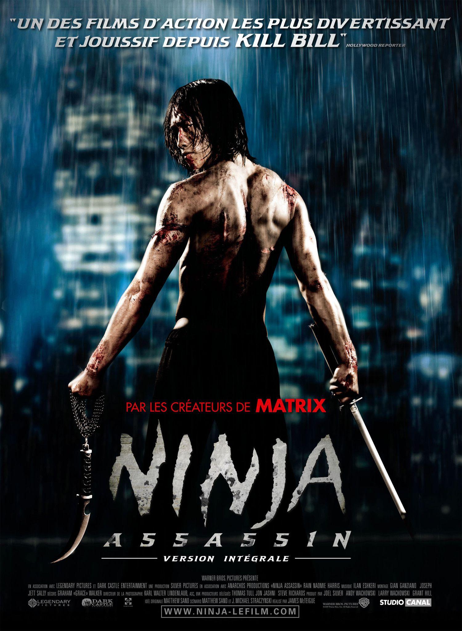 Ninja Assassin - Film (2009)