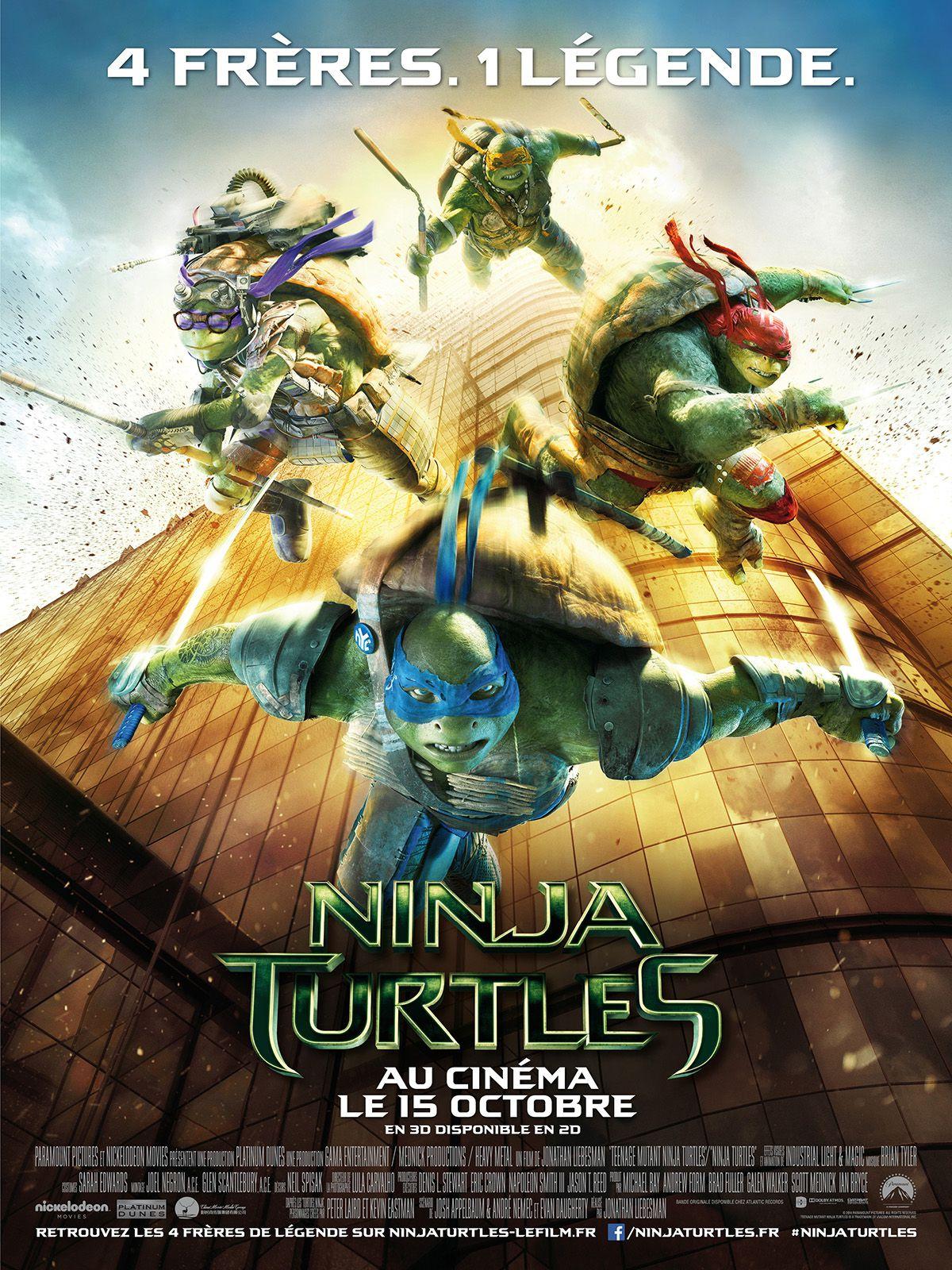 Ninja Turtles - Film (2014)