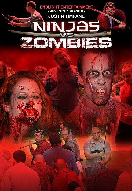 Ninjas vs Zombies - Film (2010)