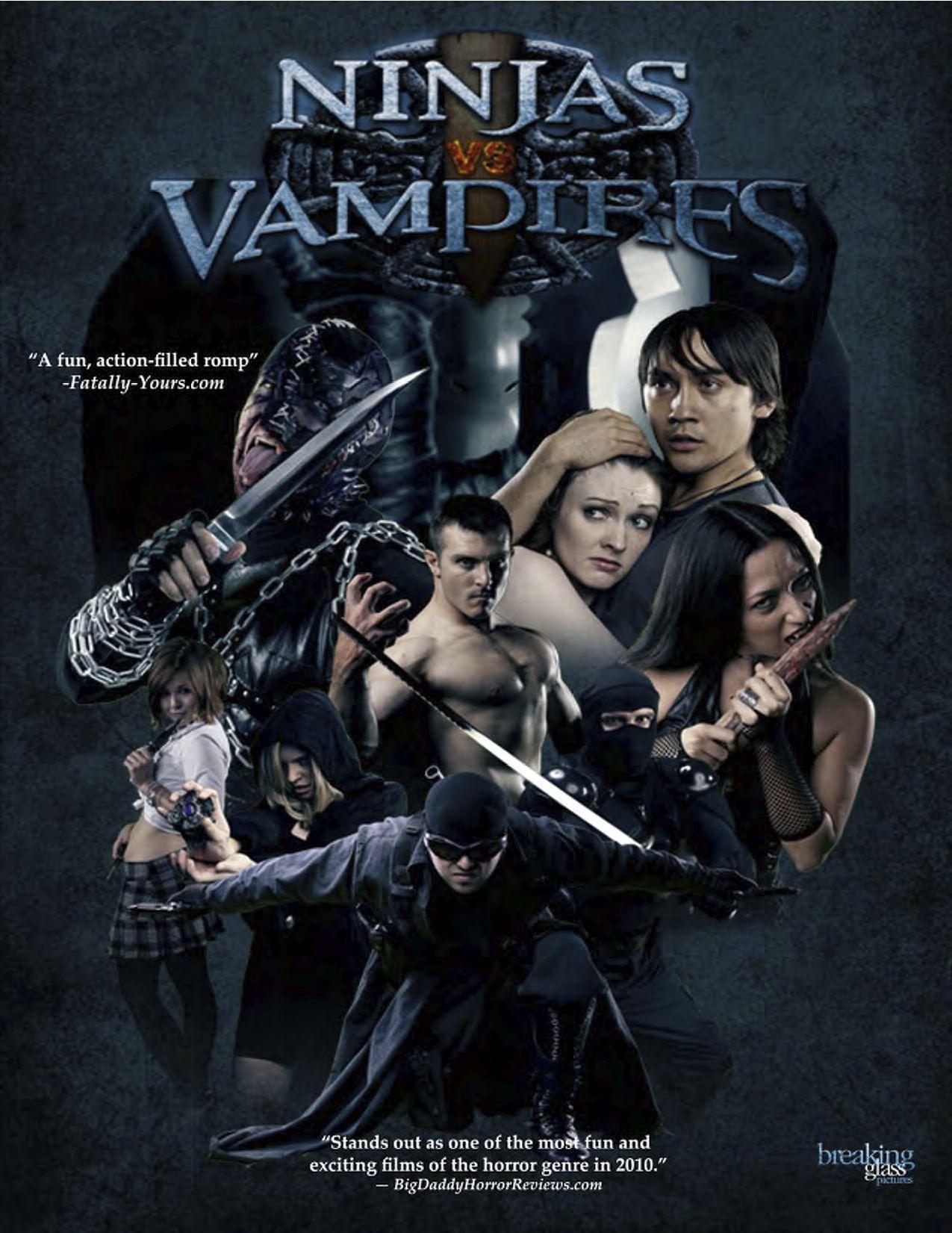 Ninjas vs. Vampires - Film (2011)