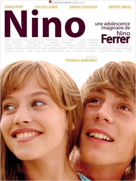 Nino, une adolescence imaginaire de Nino Ferrer - Film (2012)