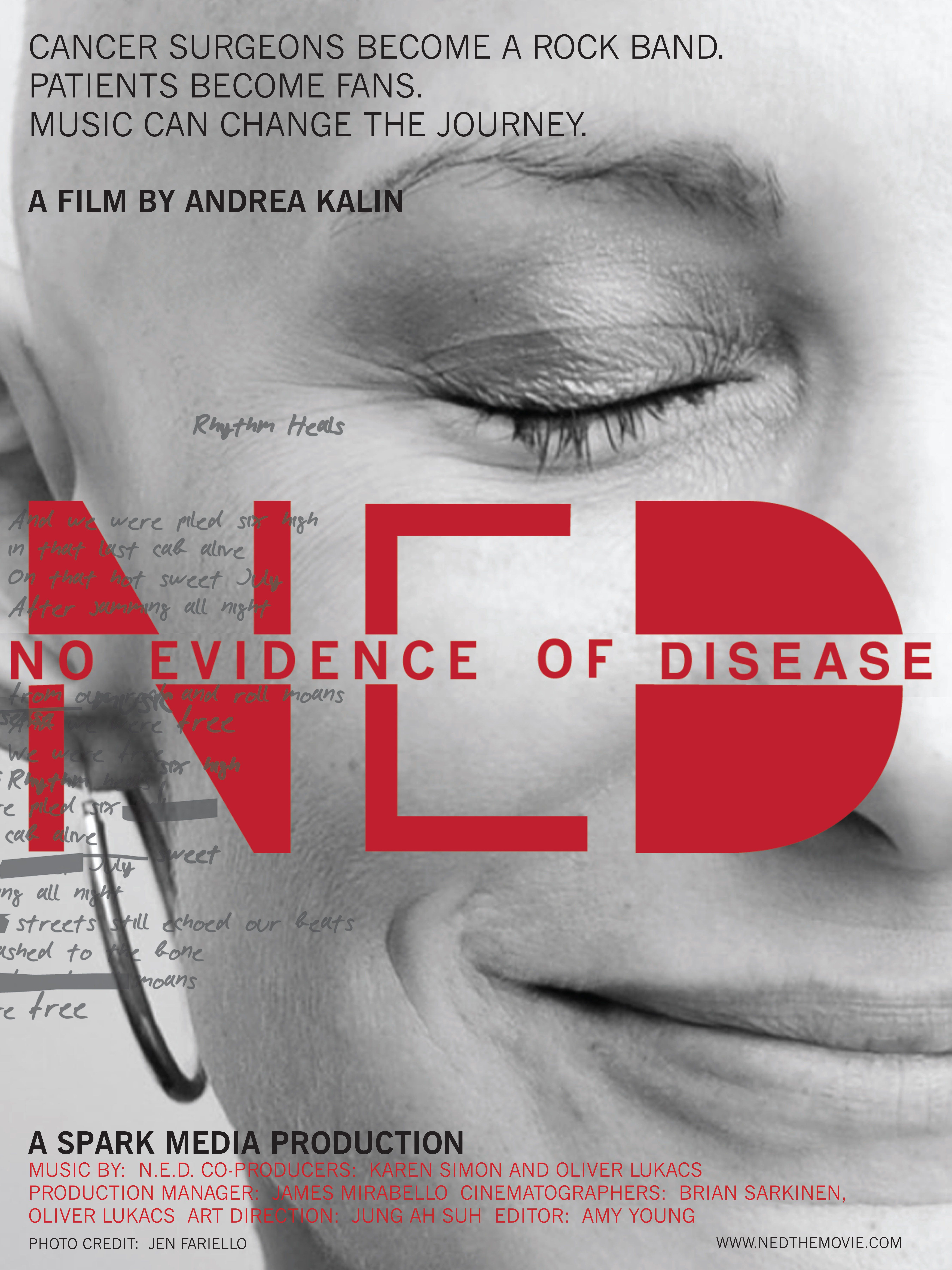 No Evidence of Disease - Documentaire (2013)