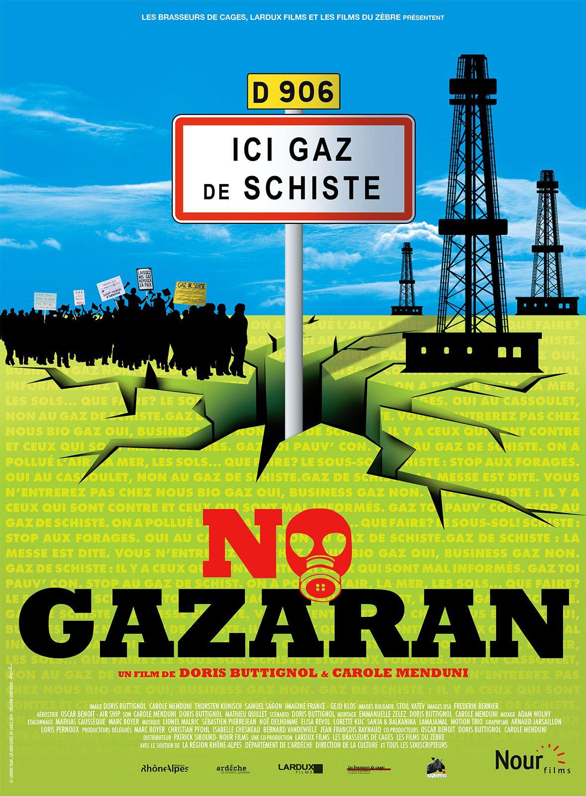 No Gazaran - Documentaire (2014)